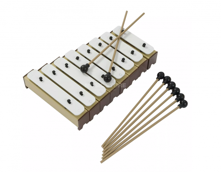 Chime bars instruments for schools